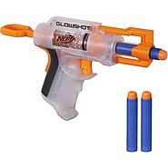 Top 11 Nerf Blasters Under $10 - 2017 Edition | Nerf N-Strike GlowShot Blaster - Walmart.com