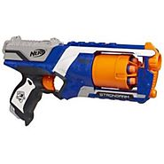 Top 11 Nerf Blasters Under $10 - 2017 Edition | Nerf N-Strike Elite Strongarm Blaster - Amazon.com