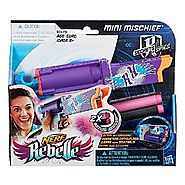Top 11 Nerf Blasters Under $10 - 2017 Edition | Nerf Rebelle Secrets & Spies Mini Mischief Blaster