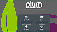 How New Social Network Plum Can Help with Your Business Networking