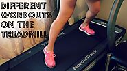 How to Use Treadmill Not Just For Running | Fun Workouts on the Treadmill