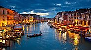 Top 10 World's Most Beautiful Cities | Venice, Italy