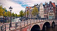 Top 10 World's Most Beautiful Cities | Amsterdam, Netherlands