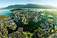 Top 10 World's Most Beautiful Cities | Vancouver, Canada