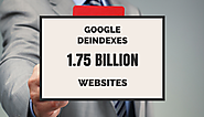 1.75 Billion Websites Removed from Google Search Results - Search Engine Journal