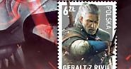 'Witcher' character Geralt of Rivia gets limited-edition stamps and envelopes in Poland