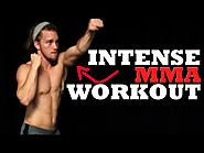 Best Cardio MMA Workouts | Intense Home MMA Workout | Can You Handle It?