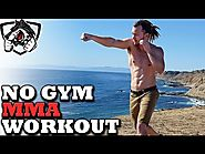 Best Cardio MMA Workouts | No Gym Boxing/MMA Workout -- Training at Home!