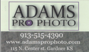 Adams Pro Photo - Sandy Adams