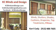 Custom Window Treatments by Karri Cody