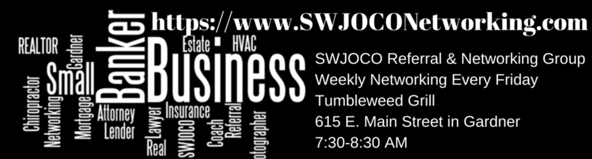 Headline for SWJOCO Referral and Networking Group