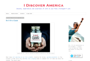 I Discover America: Experiences, Lessons, Surprises of Life in USA