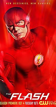 What's new on Netflix : Fall 2016 | The Flash : Season 2