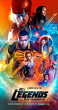 What's new on Netflix : Fall 2016 | DC's Legends of Tomorrow : Season 1