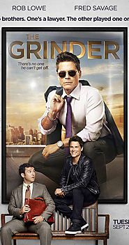 What's new on Netflix : Fall 2016 | The Grinder : Season 1