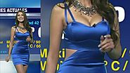 Top 15 Hot Mexican Weather Girl | Diana Alvarado