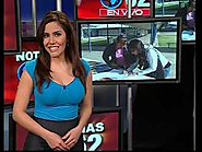 Top 15 Hot Mexican Weather Girl | Karen Rios