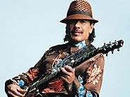 Top 10 Famous Mexican Celebrities | Carlos Santana