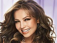 Top 10 Famous Mexican Celebrities | Thalia