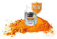 At Last! The Full Power Of Turmeric Unleashed…