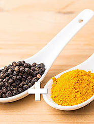 "The ""bioperine"" delivery system makes the difference between getting only a fraction of curcumin's potential…"