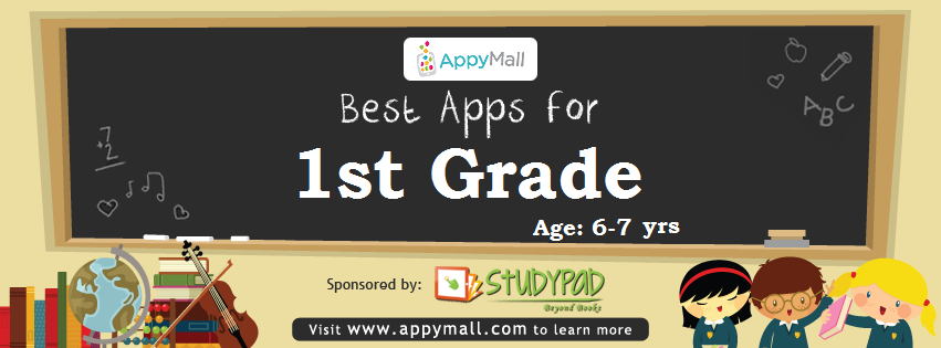 Best 1st Grade apps