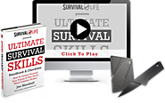 FREE CREDIT CARD KNIFE From Survival Life
