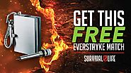 FREE! Everstryke Waterproof Firestarter From Survival Life