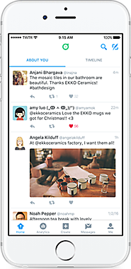 An Overview of Twitter's New Dashboard App