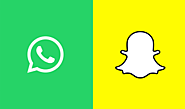 "WhatsApp Also Just Got ""Inspired"" By Snapchat -"