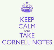 Cornell Note taking, OneNote and OneDrive – Note making Nirvana