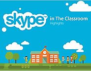 Skype Lesson Highlights: October 2016