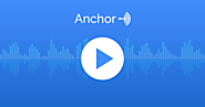 Anchors I like | What I love about #anchor Take 6. What a fun app #newapps #toastmasters #tabletopics #comeridemywave