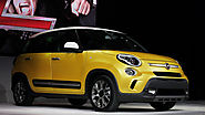 Ten Fastest Depreciating Cars of 2016 | 2016 Fiat 500L