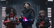 Duracell stages another epic Star Wars battle in early holiday commercial