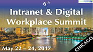 May 22-24 - 6th Intranet & Digital Workplace Summit - Advanced Learning Institute (A.L.I.)