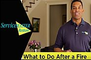 American Restoration Services | What To Do After A Fire?