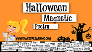 October Themed Technology Lessons | Halloween Magnetic Poetry with Google Drawings