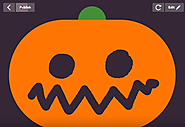 October Themed Technology Lessons | Carve a Pumpkin with Hopscotch