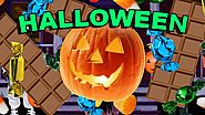 October Themed Technology Lessons | Halloween | All About the Holidays