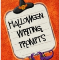 October Themed Technology Lessons | Halloween Writing Prompts and Stationery