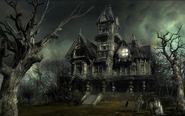 October Themed Technology Lessons | Haunted House Real Estate Ads
