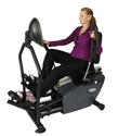 Seated Elliptical Trainer | HCI Fitness PhysioStep RXT-1000 Recumbent Elliptical Trainer