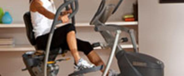 Headline for Seated Elliptical Trainer