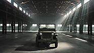 Powerful Jeep Ad for Veterans Day Stars the Only Vehicle to Ever Receive a Purple Heart