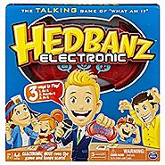 Top Family Game Night Games for 2016 | Hedbanz Electronic by Spin Master Games