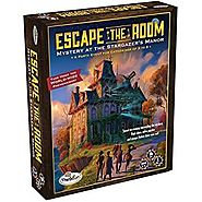 Top Family Game Night Games for 2016 | Escape the Room: Stargazer's Manor Board Game