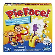 Top Family Game Night Games for 2016 | Hasbro Pie Face Game