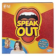 Top Family Game Night Games for 2016 | Speak Out by Hasbro