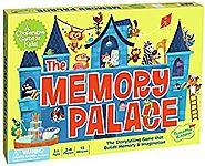 Peaceable Kingdom The Memory Palace Cooperative Game for Kids